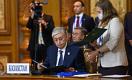 Казахстан подписал декларацию Совета коллективной безопасности