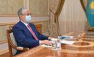 Глава МВД рассказал Токаеву о поддельных ПЦР-тестах и паспортах вакцинации
