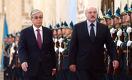 Лукашенко: Вы правильно сделали, что связались с беларусами. Что обсуждают лидеры Казахстана и Беларуси