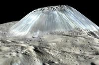 NASA Says Dwarf Planet Ceres Likely Harbors Salty Mud