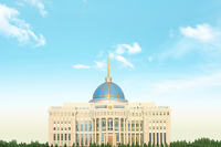 Kaspi.kz founders met with the President of Kazakhstan