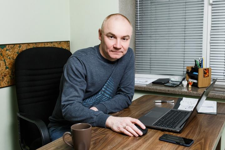 Виталий Ермоленко, генеральный директор MedElement
