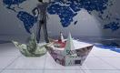 Какой курс тенге к мировым валютам сложился в понедельник