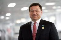 Mikhail Lomtadze awarded the 'People's Gratitude' medal by the President of Kazakhstan