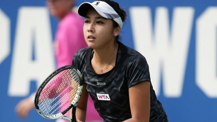 Шарапова проиграла в первом круге турнира в США
