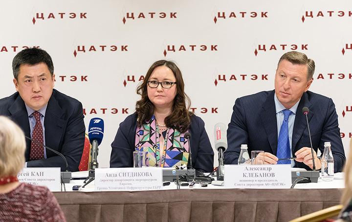 Сергей Кан, Аида Ситникова, Александр Клебанов