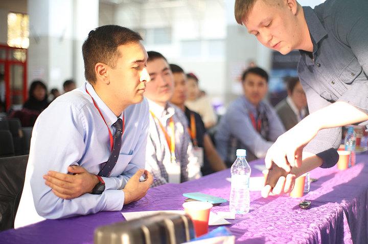 Молодые казахстанские изобретатели смогли сделать то, что не удалось Apple