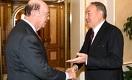 Назарбаев встретился с министром торговли США