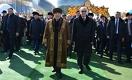 Назарбаев и Токаев вместе пришли на празднование Наурыза в Астане