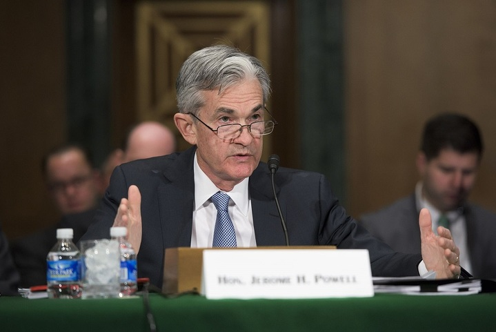 Jerome Powell, chairman of the U.S. Federal Reserve. A strong dollar has always been a headwind for emerging markets