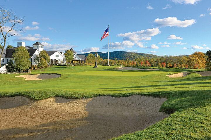 Trump National Golf Club, Гудзонская долина, Нью-Йорк