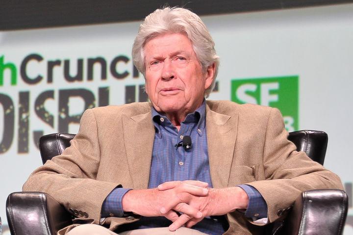 Дон Валентайн на технологической конференции, 2013