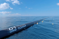 The World's Largest Ocean Cleanup Has Officially Begun