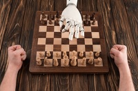 Why Human Chess Survives