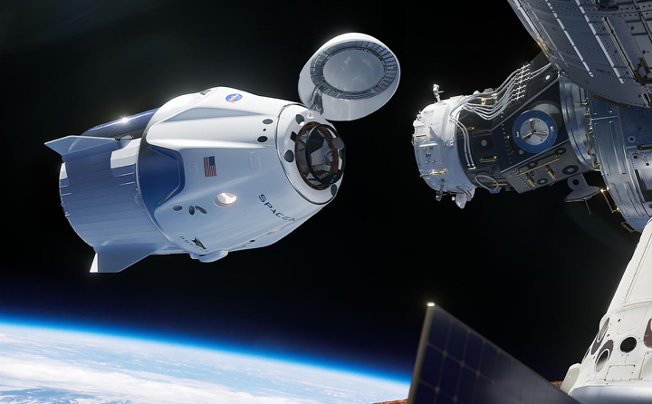 SpaceX Axiom Space-1