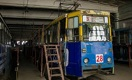 Трамвайный парк Усть-Каменогорска продали с молотка вдвое дешевле оценочной стоимости