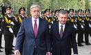 Токаев и Мирзиёев поговорили о Назарбаеве