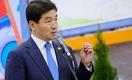 Аким Алматы представил проект «Кокжайлау» Назарбаеву и Путину