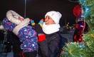 Вязаная ёлка: как украсили столицу к Новому году