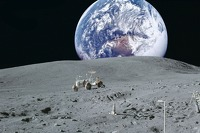 Physicist Wants To Beam Solar Energy Back From Moon's Surface