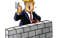 Trump's Virtual Wall