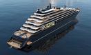 Спущена на воду первая яхта The Ritz Carlton