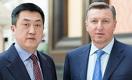 Александр Клебанов и Сергей Кан стали партнерами Вячеслава Кима