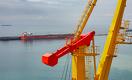 В морском порту Актау запретили сход экипажей на берег