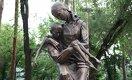 В Алматы открыт памятник жертвам голодомора