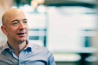 Could Amazon's Jeff Bezos Be Humanity's Last Hope?
