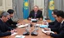 Назарбаев обсудил с Путиным и помощниками свой визит в США