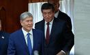 Досым Сатпаев: Преемник против экс-президента. Чем интересен кыргызский опыт?
