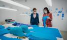 Дарига Назарбаева приняла участие в открытии социального коворкинг-центра «Қамқорлық»