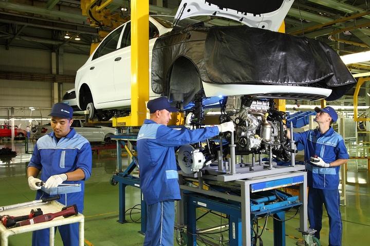 Первый казахстанский автосборочный завод «АЗИЯ АВТО»