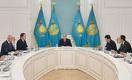 Крепить оборону: Токаев провел совещание по ситуации на Ближнем Востоке