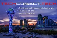 В Казахстане состоится крупнейшая стартап-конференция TechConnect.Tech
