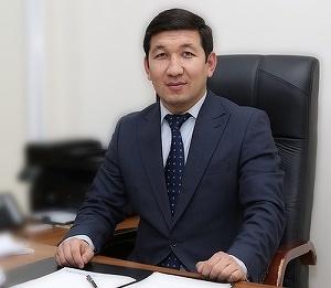 Жанболат Мельдешов. Фото: bolashak.gov.kz