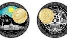 Монеты с портретом Нурсултана Назарбаева появятся в Казахстане