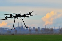 How can Kazakhstan businessmen take advantage of drones