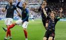 Франция стала двухкратным чемпионом мира по футболу