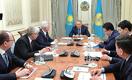 Нурсултан Назарбаев принял главу «Лукойла» Вагита Алекперова