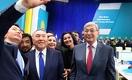 Токаев написал статью о Назарбаеве