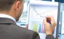 На казахстанском фондовом рынке наблюдается умеренная коррекция