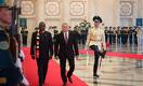 Назарбаев встретился с президентом Зимбабве