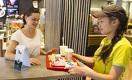 В казахстанском McDonald's гостей начали обслуживать за столиками