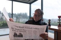 Bill Gates Gets Why People Are Doubting Billionaires