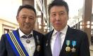 Кого наградили орденами в 2018 году