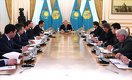Назарбаев: Необходимо сократить уровни управления в «Самрук-Казына»