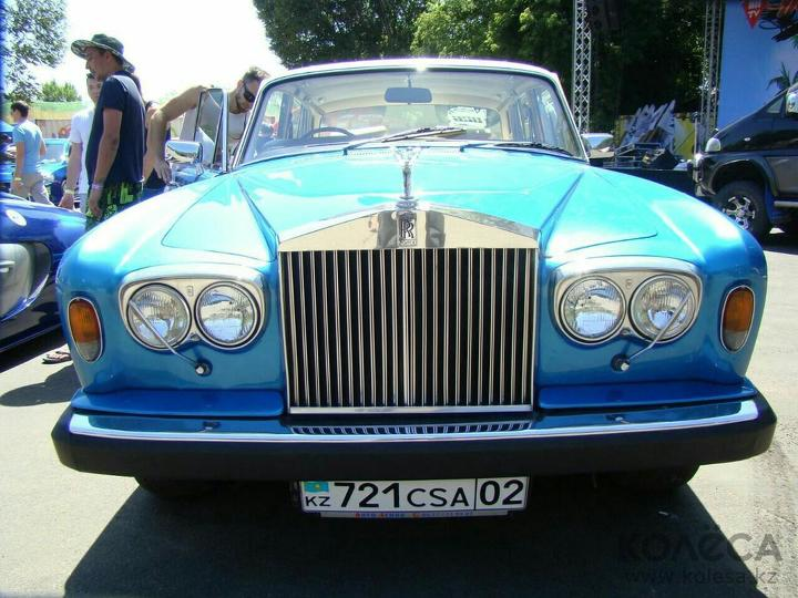 Rolls-Royce Silver Shadow 1979 года