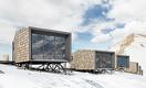 Экоотель Tenir — новый хоспиталити-проект на высоте 3200 м на горном курорте «Шымбулак»